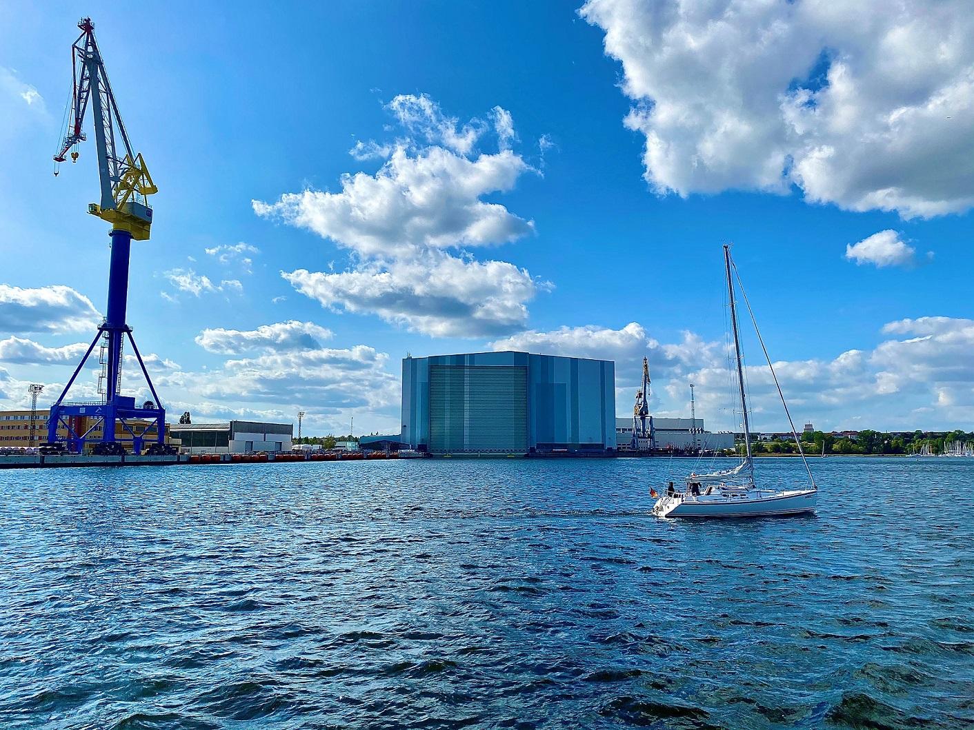MV Werft Wismar